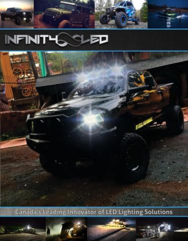 infinity led catalogue Canadian LED lights innovator
