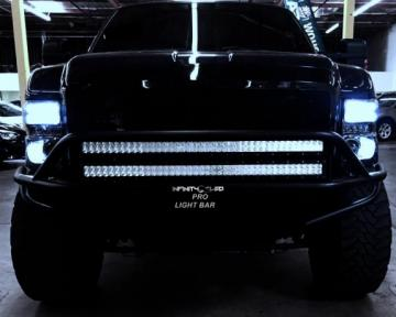 PRO Light Bar in action! Brought to you by Infinity LED Solutions