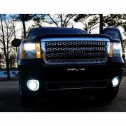 Truck with Infinity LED Headlights